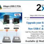 New USB-C Technology Card