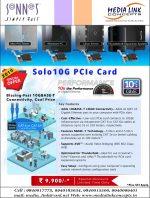Sonnet 10G PCIe Card