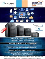 Promise Storage Solution-medialinkconcepts.in