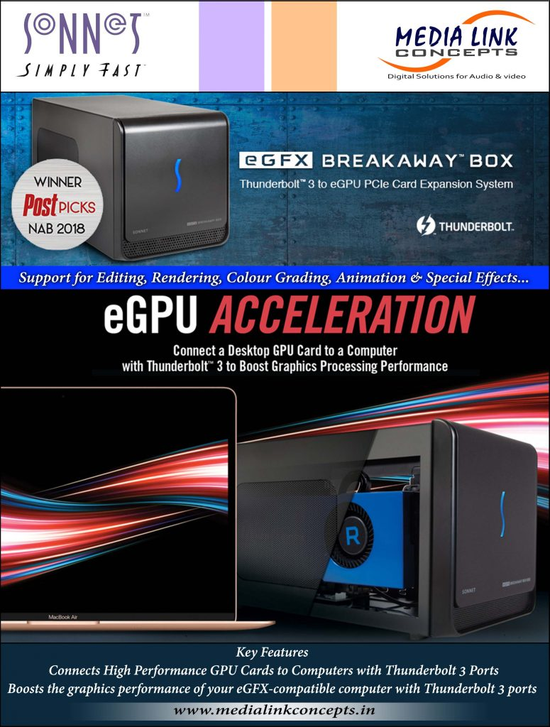MLC-Sonnet eGFX Breakaway Box-www.medialinkconcepts.in
