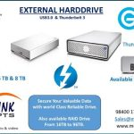 Secure your Data with External Hard Drive