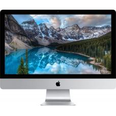 27-inch iMac with Retina 5K display: 3.4GHz quad-core Intel Core i5-Model No MNE92HN/A