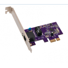 Presto Gigabit Ethernet Pro PCIe Card (Supports Jumbo Packets and Link Aggregation) [Thunderbolt compatible] model no GE1000LAB-E