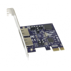 Tempo SATA E2P PCIe Card (2 external port multiplier ports) model no TSATAII-E2P