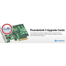 Thunderbolt 3 Upgrade Card for Echo Express SE I