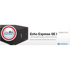 Echo Express SEL Thunderbolt 3 Edition - 1-Slot PCIe Card Expansion System