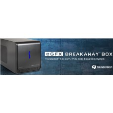 sonnet eGFX Breakaway Box 650 model no GPU-650W-TB3
