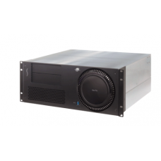 xMac Pro Server with three full-length slots and two mobile rack bays model no XMAC-PS